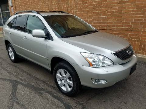 2004 Lexus RX 330 for sale at U.S. Auto Group in Chicago IL