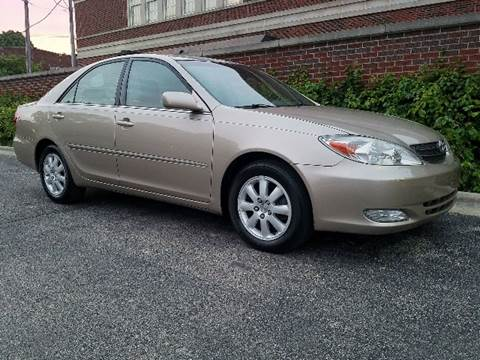 2004 Toyota Camry for sale at U.S. Auto Group in Chicago IL