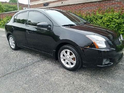 2010 Nissan Sentra for sale at U.S. Auto Group in Chicago IL