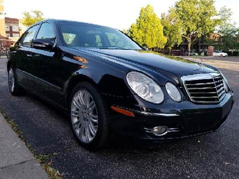 2008 Mercedes-Benz E-Class for sale at U.S. Auto Group in Chicago IL