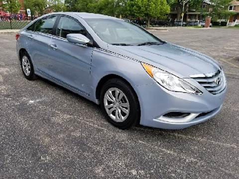 2012 Hyundai Sonata for sale at U.S. Auto Group in Chicago IL
