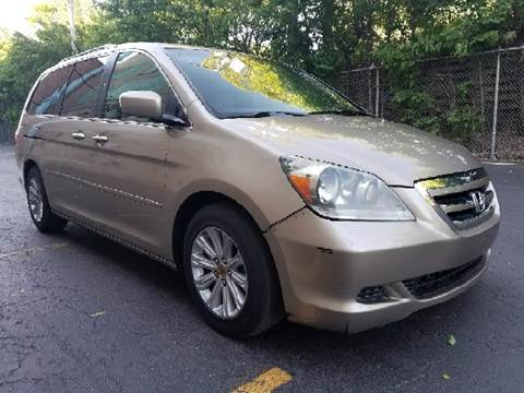 2006 Honda Odyssey for sale at U.S. Auto Group in Chicago IL