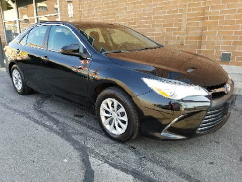 2016 Toyota Camry for sale at U.S. Auto Group in Chicago IL