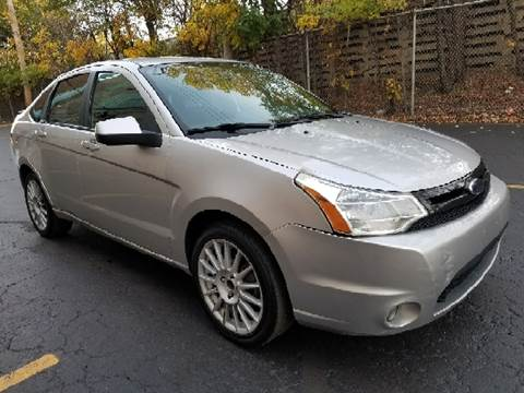 2010 Ford Focus for sale at U.S. Auto Group in Chicago IL