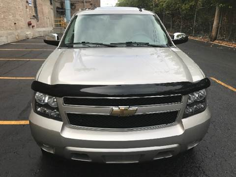 2008 Chevrolet Suburban for sale at U.S. Auto Group in Chicago IL