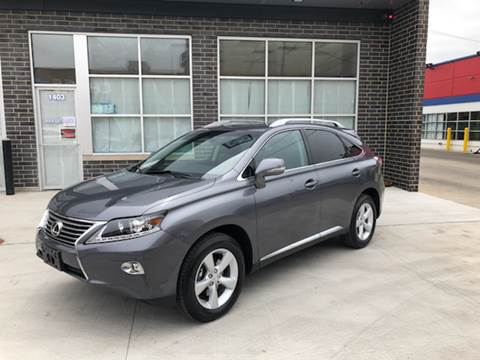 2015 Lexus RX 350 for sale at U.S. Auto Group in Chicago IL