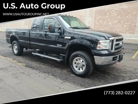 2006 Ford F-250 Super Duty for sale at U.S. Auto Group in Chicago IL