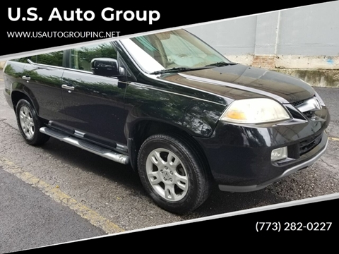2004 Acura MDX for sale at U.S. Auto Group in Chicago IL