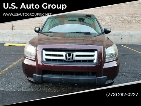 2007 Honda Pilot for sale at U.S. Auto Group in Chicago IL