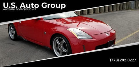 2003 Nissan 350Z for sale at U.S. Auto Group in Chicago IL