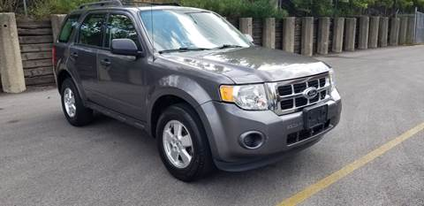 2012 Ford Escape for sale at U.S. Auto Group in Chicago IL