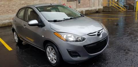 2011 Mazda MAZDA2 for sale at U.S. Auto Group in Chicago IL