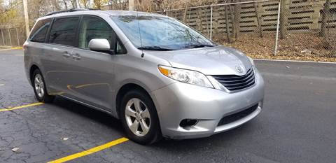 2011 Toyota Sienna for sale at U.S. Auto Group in Chicago IL