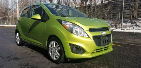 2013 Chevrolet Spark for sale at U.S. Auto Group in Chicago IL