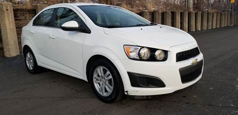 2012 Chevrolet Sonic for sale at U.S. Auto Group in Chicago IL