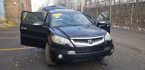 2008 Acura RDX for sale at U.S. Auto Group in Chicago IL