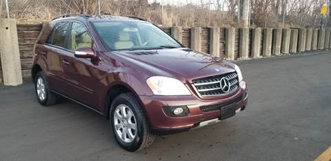 2007 Mercedes-Benz M-Class for sale at U.S. Auto Group in Chicago IL