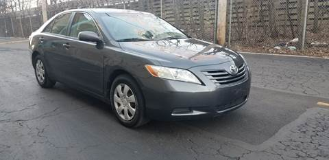 2008 Toyota Camry for sale at U.S. Auto Group in Chicago IL