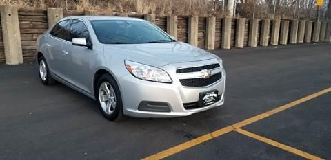 2013 Chevrolet Malibu for sale at U.S. Auto Group in Chicago IL