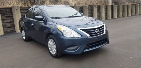 2016 Nissan Versa for sale at U.S. Auto Group in Chicago IL