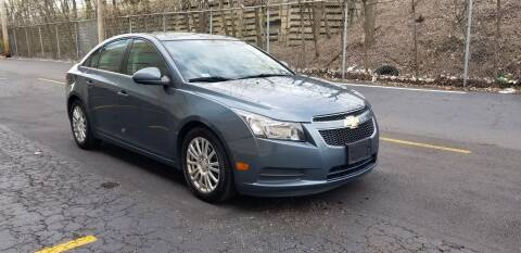 2012 Chevrolet Cruze for sale at U.S. Auto Group in Chicago IL