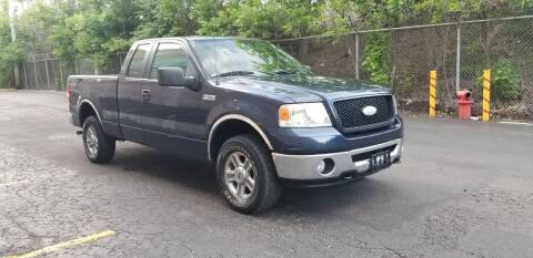 2006 Ford F-150 for sale at U.S. Auto Group in Chicago IL