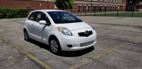 2007 Toyota Yaris for sale at U.S. Auto Group in Chicago IL