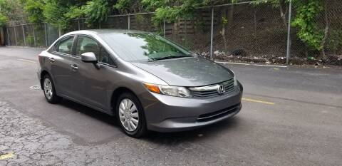 2012 Honda Civic for sale at U.S. Auto Group in Chicago IL