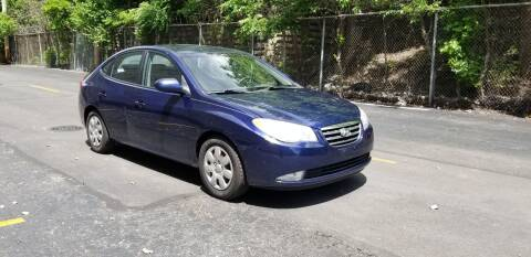 2007 Hyundai Elantra for sale at U.S. Auto Group in Chicago IL