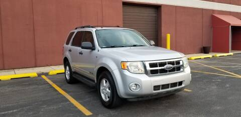 2008 Ford Escape for sale at U.S. Auto Group in Chicago IL