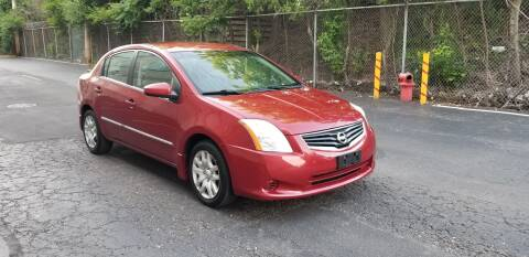 2012 Nissan Sentra for sale at U.S. Auto Group in Chicago IL
