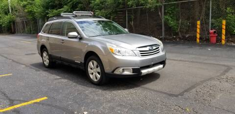 2010 Subaru Outback for sale at U.S. Auto Group in Chicago IL