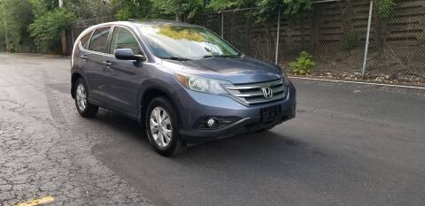 2012 Honda CR-V for sale at U.S. Auto Group in Chicago IL