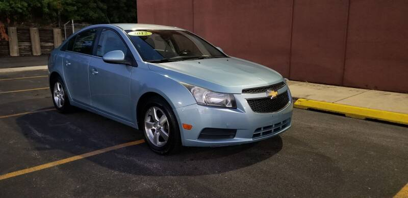 2011 Chevrolet Cruze for sale at U.S. Auto Group in Chicago IL