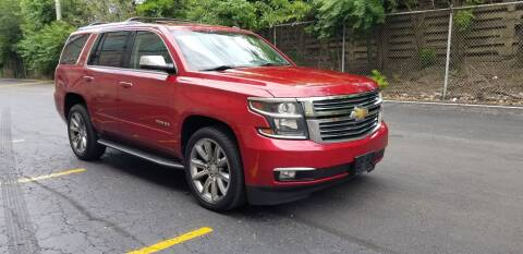 2015 Chevrolet Tahoe for sale at U.S. Auto Group in Chicago IL