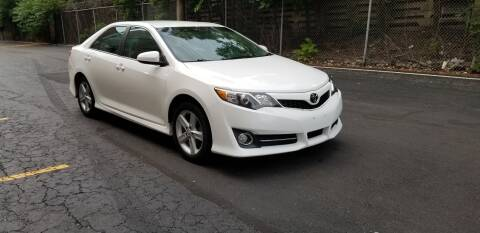 2014 Toyota Camry for sale at U.S. Auto Group in Chicago IL