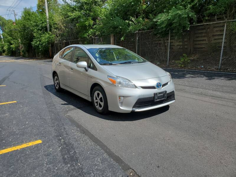 2014 Toyota Prius for sale at U.S. Auto Group in Chicago IL