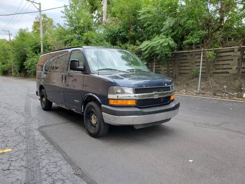 2005 Chevrolet Express Passenger for sale at U.S. Auto Group in Chicago IL