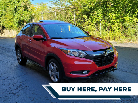 2016 Honda HR-V for sale at U.S. Auto Group in Chicago IL