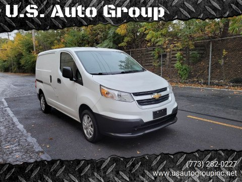 2015 Chevrolet City Express Cargo for sale at U.S. Auto Group in Chicago IL