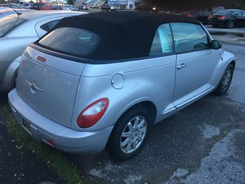 2006 Chrysler PT Cruiser for sale in Smyrna, DE