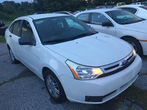 2008 Ford Fusion for sale in Smyrna, DE
