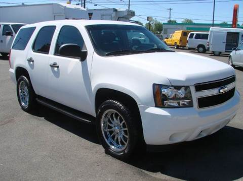 2011 Chevrolet Tahoe for sale in Salem, OR