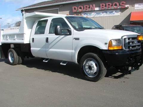 1999 Ford F-450 7.3 4X4 for sale in Salem, OR