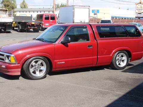 1996 Chevrolet S-10 for sale in Salem, OR