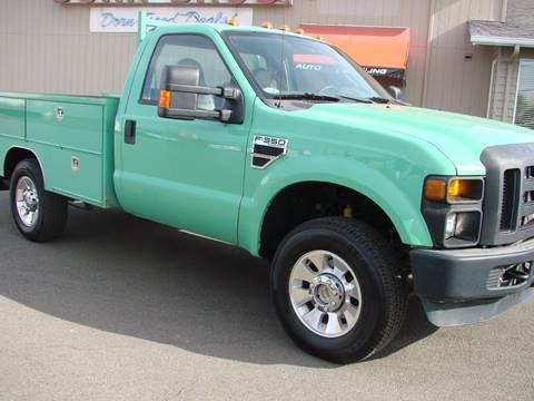 2008 Ford E-350 for sale in Salem, OR
