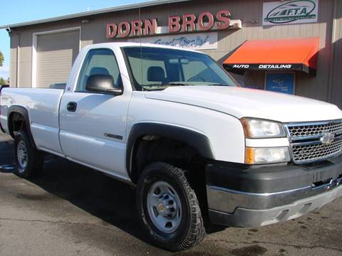 2005 Chevrolet C/K 2500 Series for sale in Salem, OR