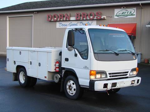 Marvelous 2000 Isuzu NPR For Sale In Salem, OR