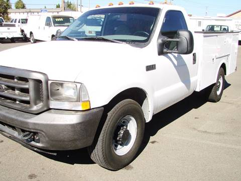 2004 ford f-350 super duty specs