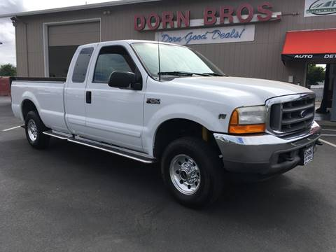 2001 Ford F-250 Super Duty for sale in Salem, OR